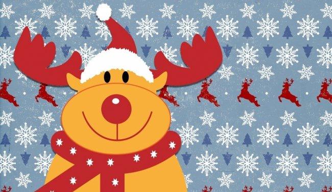Weihnachts- und Neujahrsgruß