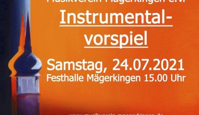 Instrumentalvorspiel am 24.07.2021